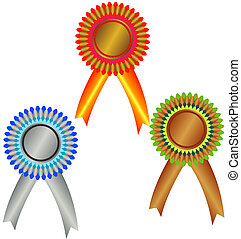 Champion medals