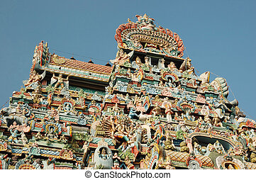 Sri Ranganathaswamy Temple Srirangam - is world heritage in...