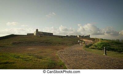 1 Morro Fortress Castle In Santiago De Cuba - Morro, old...