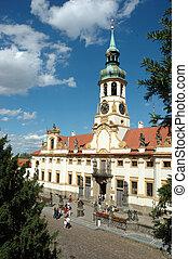 Loretta church in Prague
