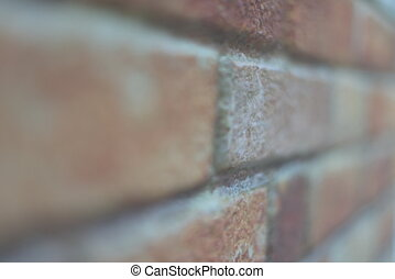 brick wall background - background of old vintage brick wall