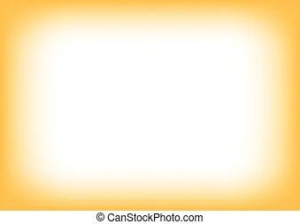 Yellow Orange blur Copyspace Background