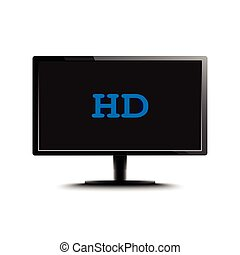 High Definition LED Monitor - High Definition LED Monitor...