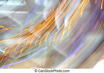 photo effects, background, light abstraction