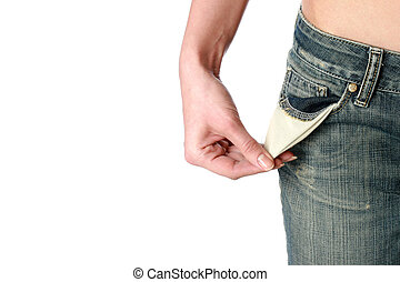 Empty pockets Financial problems - Empty pockets Financial...