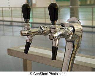 Tap drink faucet