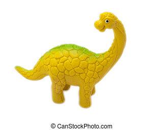 dinossauro, brinquedo