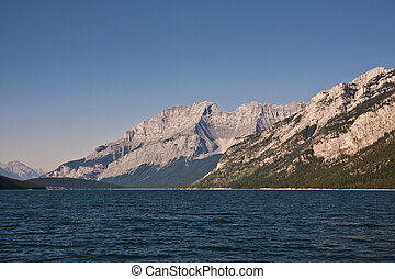 Lake Minnewanka - Banff National Park - Alberta - Canada