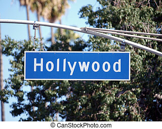 Hollywood Signage