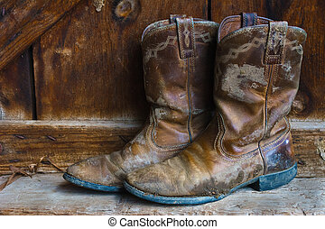 Old Muddy Boots