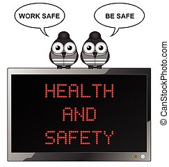 Health and Safety - Construction health and safety with work...