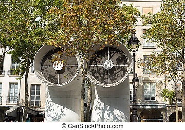 Centre Georges Pompidou - Paris - Centre Georges Pompidou...