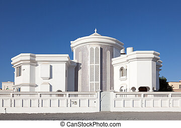 Residential house in Oman