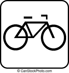 Pictogram Bike
