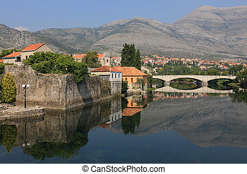 Trebinje in Bosnia