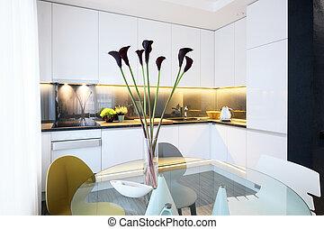Interior - kitchen