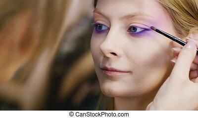 Beauty Factory - work in a beauty salon