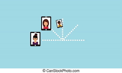 Social Media design, Video Animation