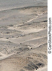 Rocky Desert at the Skeleton Coast (Namibia) - Rocky Desert...