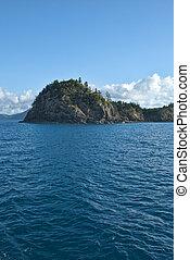 Whitsunday Islands, Australia - Cruising in the Whitsundays...
