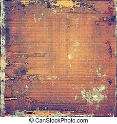 Old Texture With different color patterns: yellow beige;...