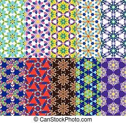 Geometric Pattern Style
