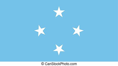 Standard Proportions for Micronesia Flag - Standard...