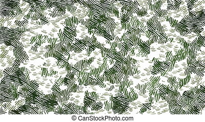 Moving khaki camouflage background - Camouflage background...