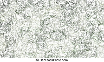 Hatched khaki camouflage background - Abstract camouflage...
