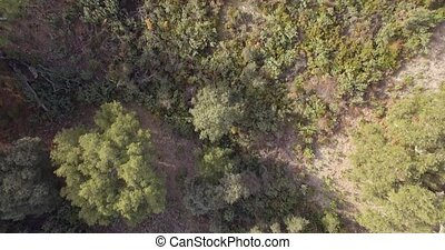 4K Aerial, Andalusian Landscapes, - Series of different...