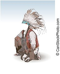Clothing of the American Indian