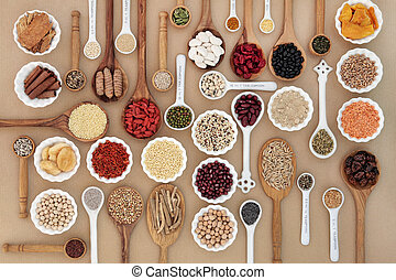 Superfood for Good Health - Large superfood sampler for good...