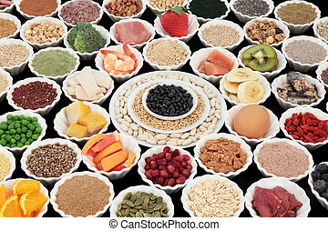 Healthy Super Food - Large health and body building protein...