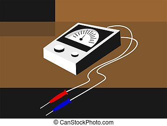 multimeter with chord