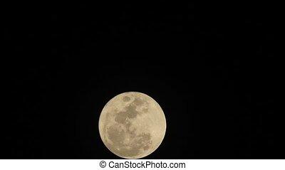 Full Moon on Black Sky Series 2 - full moon on black sky...