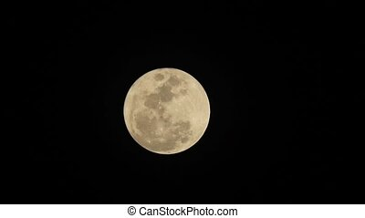 Full Moon on Black Sky Series 3 - full moon on black sky...