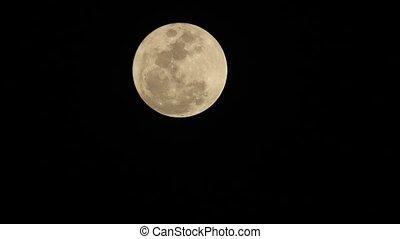 Full Moon on Black Sky Series 4 - full moon on black sky...