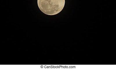 Full Moon on Black Sky Series 5 - full moon on black sky...