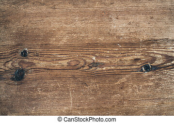 Old rustic wooden texture and backgound. - Old rustic wooden...