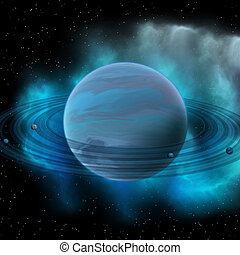 Neptune Planet - Neptune is the eight planet in our solar...