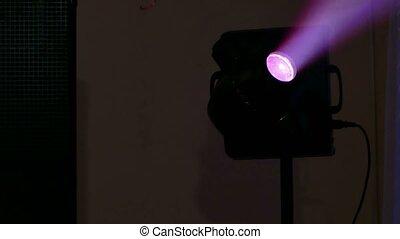 light bokeh beams bokeh background laser disco