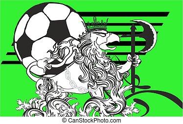 gryphon soccer crest background10 - gryphon soccer crest...