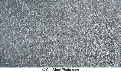 silver texture animation hd - The abstract of flowing...