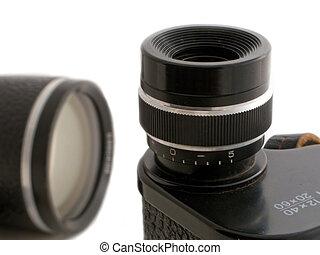 Monocular lens