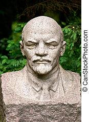 Lenin - Statue of soviet leader Lenin