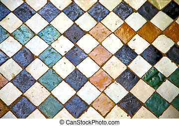abstract morocco africa tile - abstract morocco in africa...