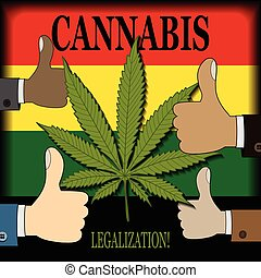 The legalization of cannabis