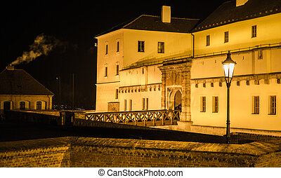 Castle Spilberk in Brno, Czech republic - Castle Spilberk in...