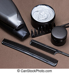 Hair styling products and accessories