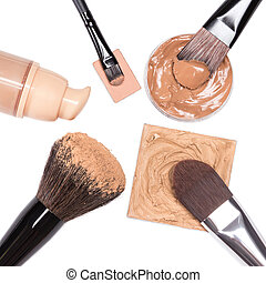 Makeup products to even out skin tone and complexion - Basic...
